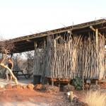 Safari lodge Etosha