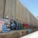 Sections of Apartheid wall Palestine