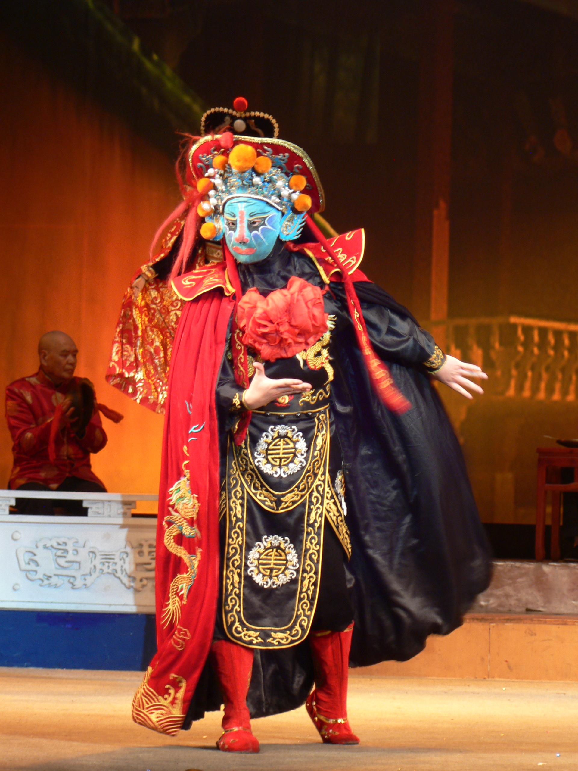Sichuan opera 2