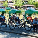 Siesta rickshaw drivers