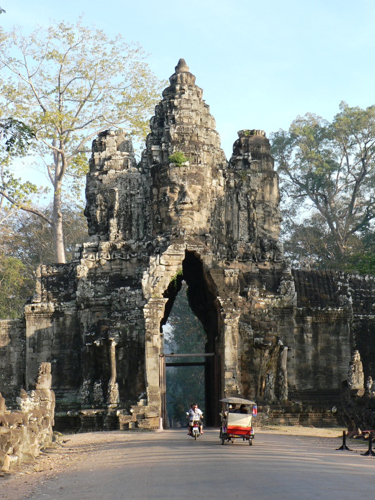South Angkor gate