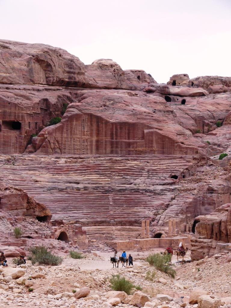 Stone amphitheatre