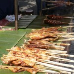 Street eats Luang Prabang