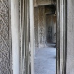 Temple doorways