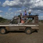The crew Safari North Kenya
