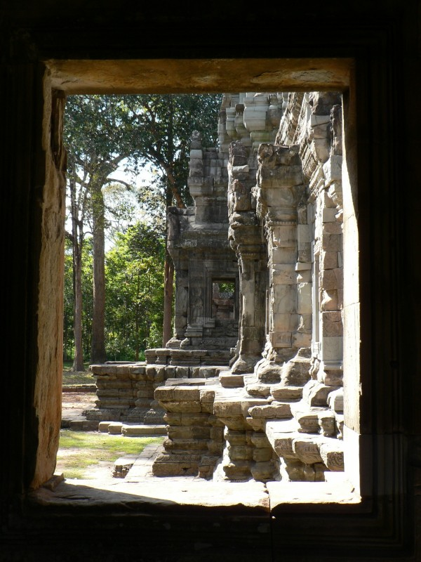 Thomannon temple