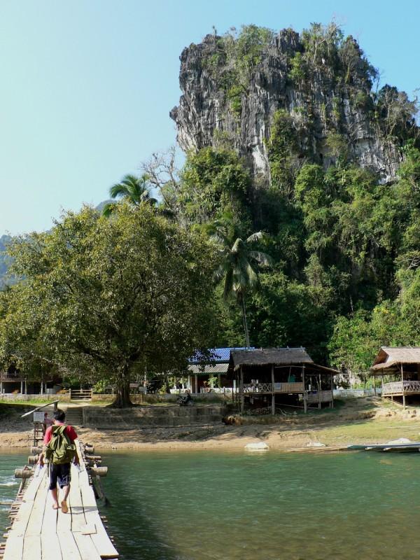 Trekking Vang Vieng