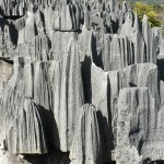 Tsingy pinnacles