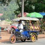 Tuktuk Luang Prabang