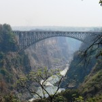 Vic Falls bridge Zim and Zam