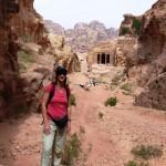 View towards Garden Tomb