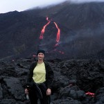 Volcan Pacaya lavafield