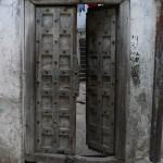 Zanzibar door ajar