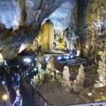 paradise cave view