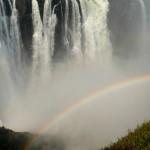 rainbow Vic Falls