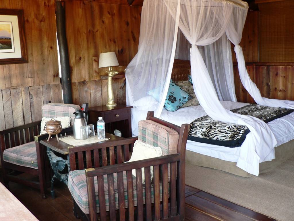 treehouse Ivory Lodge Zim