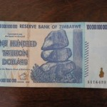 trillion dollar note