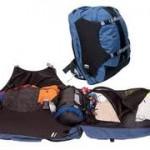 Zip open travelpack