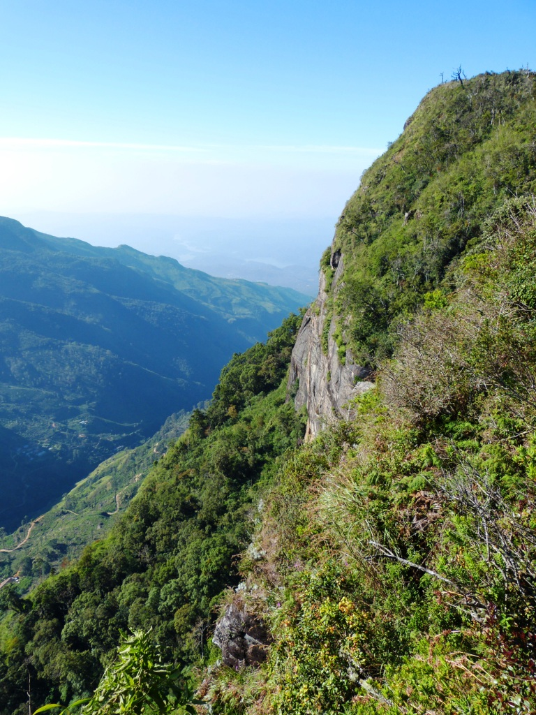 Land's End Sri Lanka Highlands