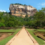Sigirya Rock Monument