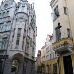 Baroque architecture Tallinn