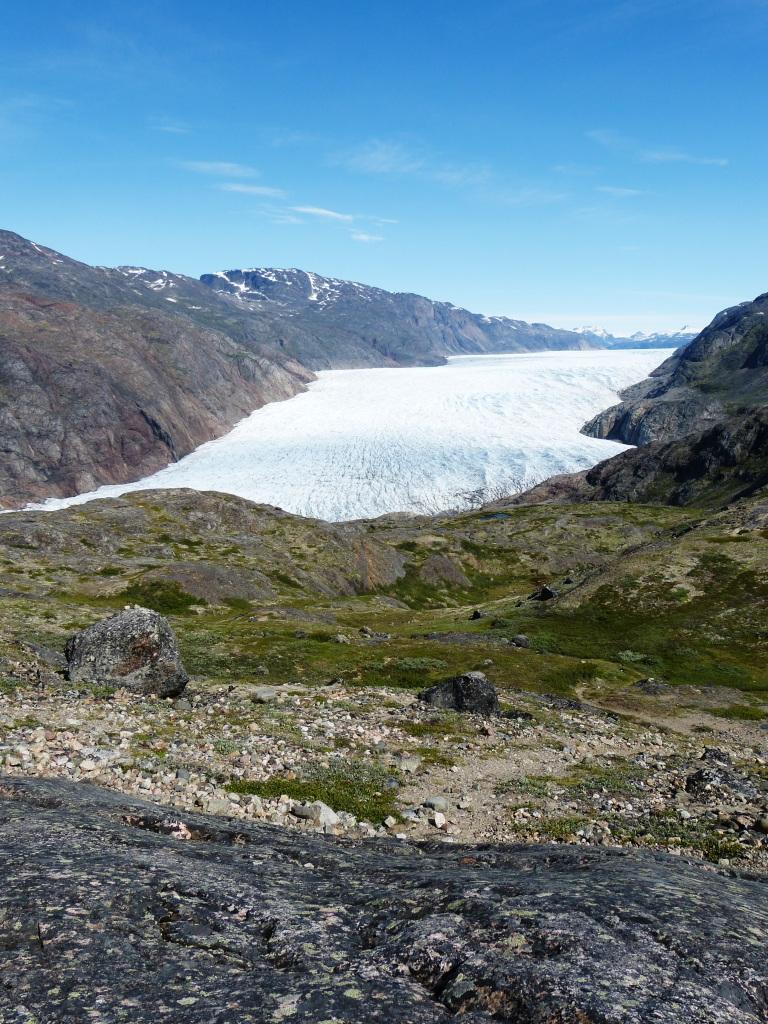 Kusussuup Sermia glacier
