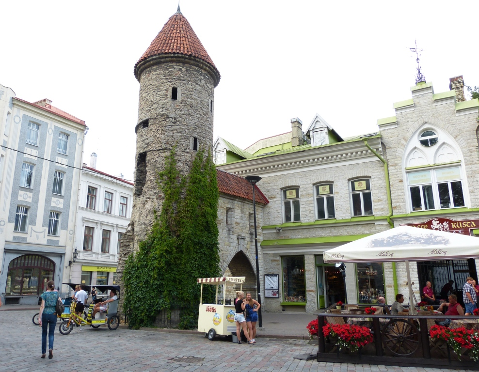 Old town gates