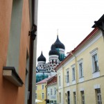 Russian cathedral Tallinn