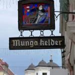 Sign old Tallinn