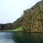cliffs Vestmannaeyjar