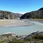 glacial valley Narsarsuaq