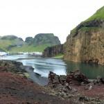 heimaey harbour Vestmannaeyjar