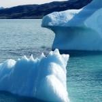 icebergs Narsarsuaq harbour