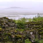 scenery Lake Thingvellir