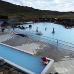 thermal lagoons Myvatn