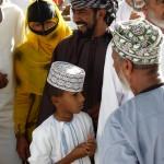 Bedouin family Nizwa-