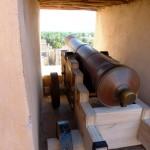 Cannon Jabrin Castle-