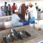 Fish market Seeb-
