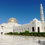 Muscat Grand Mosque-