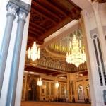 Muscat Grand Mosque Interior-