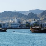 Muscat waterfront-