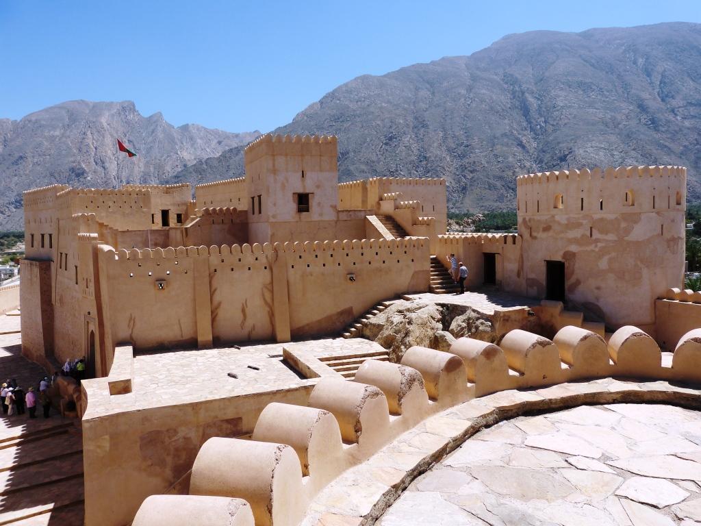 Nakhal Fort-