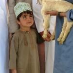 Omani kids-