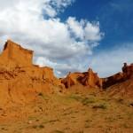Bayanzag Cliffs Gobi