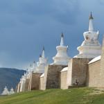 Kharakhorum Ruins Central Mongolia