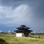 Kharakhorum Temple Central Mongolia