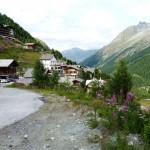 Arolla village