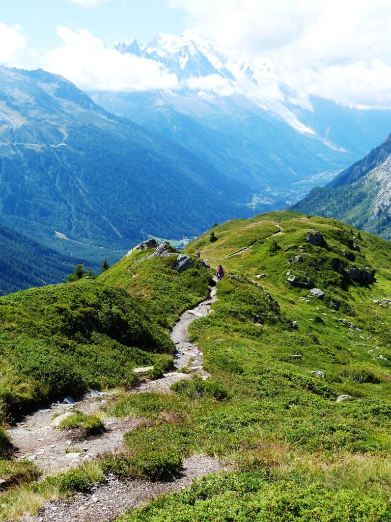 Day 1 Chamonix valley