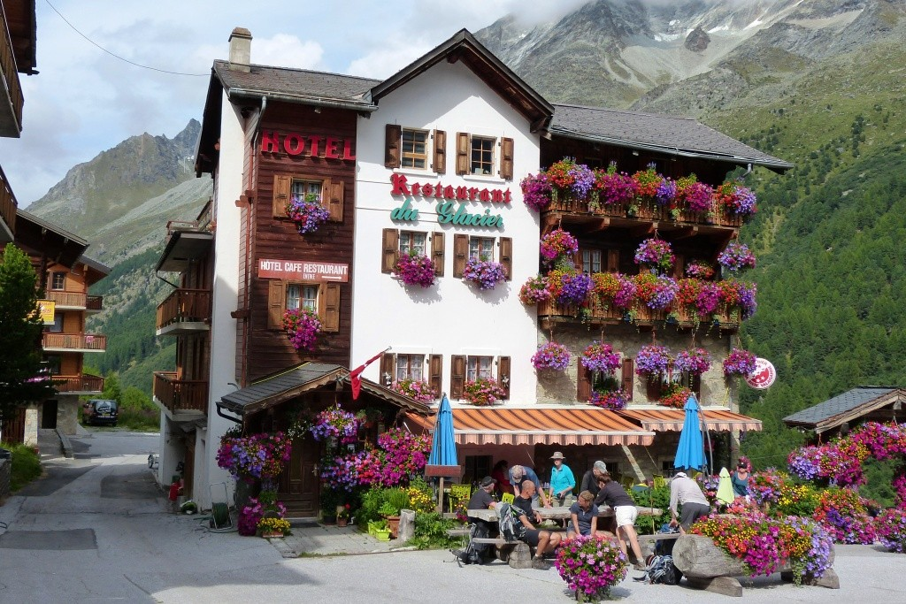 Glacier Hotel Arolla