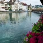 Kappell bridge Lucerne